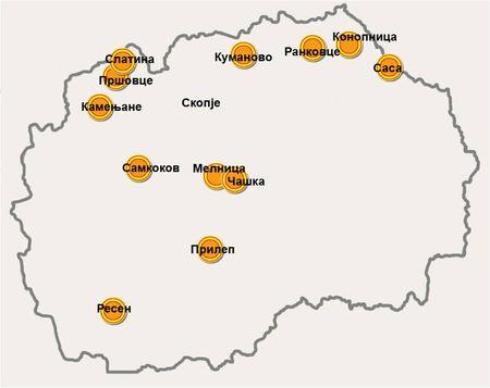 Мапа на дигитални клубови