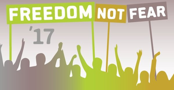 freedom not fear 2017
